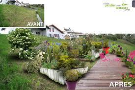 Amenagement Parterre Exterieur by Amenagement Exterieur Petit Terrain U2013 Obasinc Com