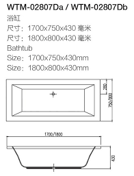 Bathtubs Sizes Standard Standard Bathtub Size Knowing The Standard Dimensions Will For An