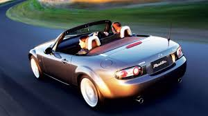 mazda roadster mazda mx 5 roadster wins japan car of the year motor1 com photos