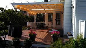 patio awning gazebo tags fabulous deck pergola with canopy