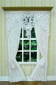 Lace Valance Curtains White Lace Valance Curtains Popular Lace Curtains Cotton Buy Cheap
