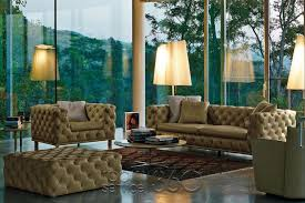 Leather Sofa And Armchair Aston Contemporary Leather Armchair By Gamma Arredamenti