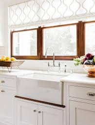 Window Treatment Valances Modern Kitchen Window Treatments Valances U2014 The Clayton Design