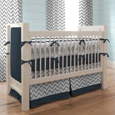 Blue And Gray Crib Bedding Sets New Home Ideas