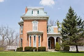 second empire homes historic 1853 second empire victorian circa old houses old