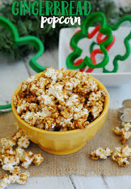 redbox thanksgiving code gingerbread popcorn recipe sunny sweet days