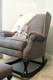 Nursing Rocking Chair Chair Most Comfortable Chair Ever A Roundup For Elliots Room