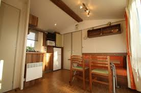 chambre loggia mobile home for rent in auvergne covered terrace 2 br 4