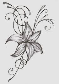 awesome image of flower pictures for tattoos small flower tattoos