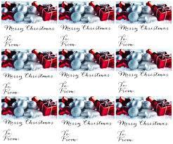 christmas gift tags to make christmas gift ideas