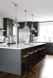 cuisine noir mat cuisine noir mat et bois élégance et sobriété modern farmhouse