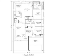 4 bedroom one story house plans small one story house plans with walkout bat homes zone bonus room