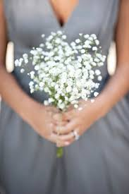 baby s breath bouquet wedding bouquet small baby s breath bouquet 2062168 weddbook