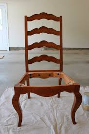 chair dining table chairs makeover using chalk decorative paint