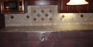cabinet awesome tile backsplash ideas for cherry cabinets