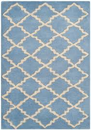 Blue Grey Area Rug Rug Cht930a Chatham Area Rugs By Safavieh