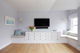 Bedroom Tv Dresser Bedroom Tv Cabinet Flanked By Chairs Design Ideas