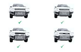 where can you legally mount led lightbars practical motoring