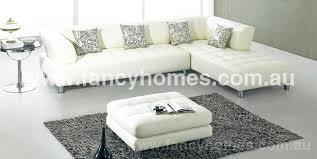 Modular Chaise Lounge Maddox Leather Modular Lounge 3 Seater Chaise U0026 Ottoman L Fancy