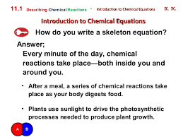 111 describing chemical reactions answers 100 images chemical