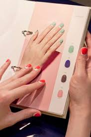 a cleaner way to display nail color display cleaning and salons