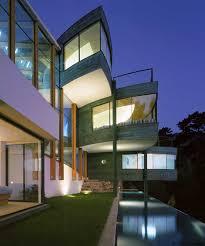 Architect House by Caterpillar House Casa Oruga Chile E Architect