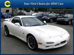 mazda rx 7 1997 mazda rx 7 type rs twin turbo manual only 80k u0027s for sale in