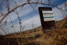 Porter Ranch Map Methane Gas Crisis How California U0027s Porter Ranch Became A Ghost Town