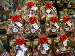 christmas gift baskets family personalize that christmas present with a custom gift basket from
