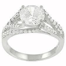 model cincin berlian mata satu fashion 925 sterling silver bridal solitaire diamond ring buy