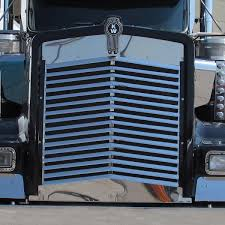 kenworth accessories grills exterior trims kenworth w900l kenworth browse by