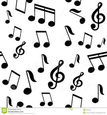 music notes pattern royalty free stock photography image 20948187