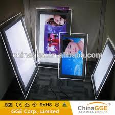 led picture frame light ultra thin led sign pictures frame backlit led illuminated sign