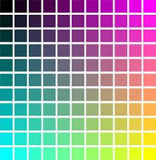 current paint color mixing chart u2014 novalinea bagni interior