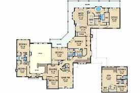 luxury style house plans plan 63 266
