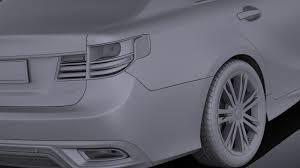 lexus luxury sedan 2015 generic average luxury sedan 2015 vray squir