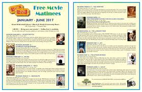 Bedrooms And Hallways by Movie Matinee At To Library Calendar Month View Thousand Oaks Ca