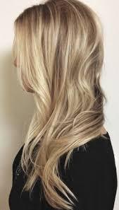 platinum blonde and dark brown highlights photo platinum blonde highlights on dark blonde hair charming long