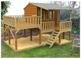 Backyard Fort Ideas Casa Infantil Stuff Pinterest Playhouses Garden And Tree