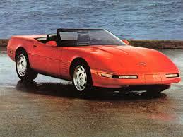 95 chevy corvette 1995 chevrolet corvette overview cars com