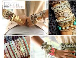 fashion inf used fridays stackable bracelets emily burton designs