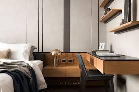 hotel avec piscine priv馥 dans la chambre 二三設計23design 室內設計interior 住宅設計livingroom 實品屋樣品屋