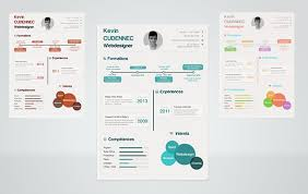 Fancy Resume Template Best Free Resume Templates Around The Web