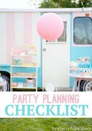 How To Become A Party Planner Best 25 Party Planning Checklist Ideas On Pinterest Party Plan