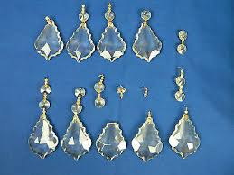 Vintage Crystal Chandelier Parts Crystal Chandelier Replacement Parts As Your Own Personal House
