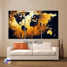 World Map Canvas World Map Canvas 40 Options Jane