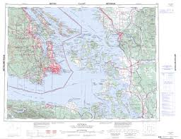 printable topographic map of 092b bc