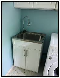 Laundry Room Utility Sinks Small Utility Sink With Cabinet Small Laundry Room Sink Cabinets