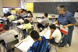 the purpose of educational testing
