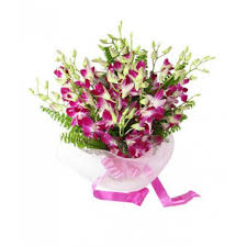 Orchid Delivery Charming Orchid Bouquet Delivery Taguig Online Flower Delivery